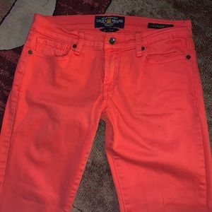 Lucky Coral Jeans